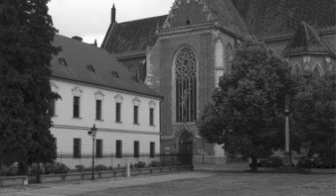Augustinian Abbey of St. Thomas in Brno